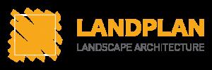 Landplan Landscape Architecture Logo