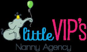 Little Vips Nanny Agency Logo