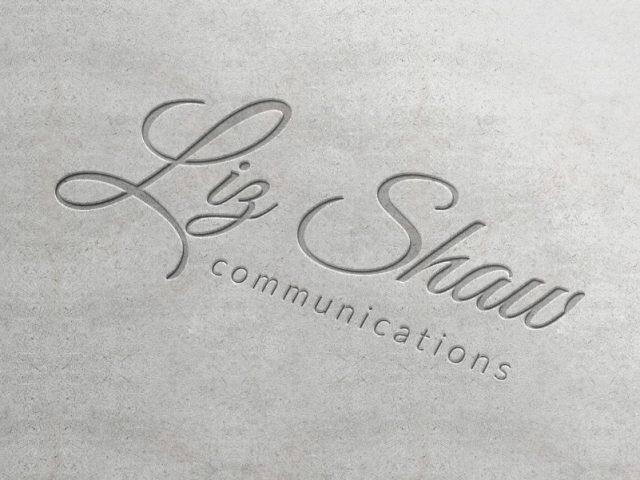 Liz Shaw Logo Design