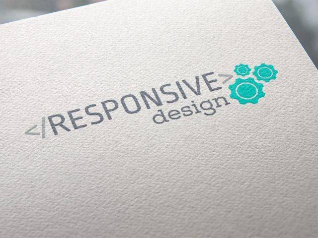 Responsive Design Logo Design