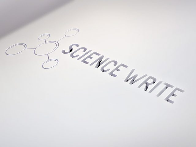 Science Write Logo