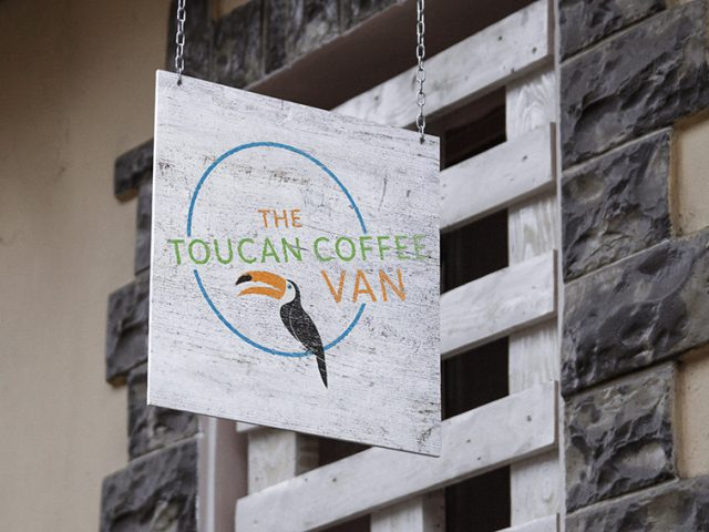 The Toucan Coffee Van