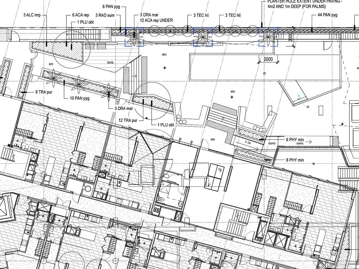 Sunah Design Studio Drafting