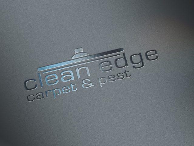 Clean Edge Logo Design