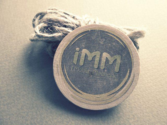 IMM Logo Design